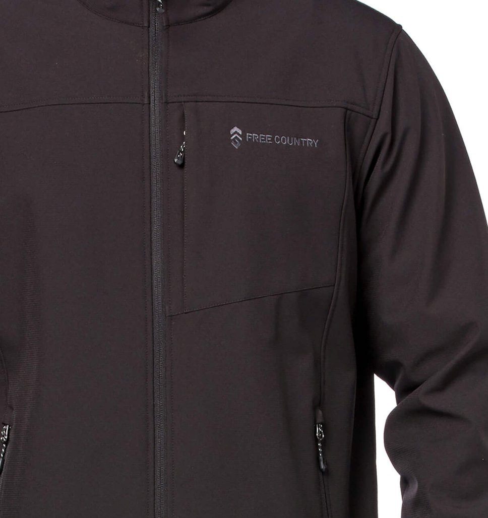 Men's Lightweight Dobby Softshell Jacket