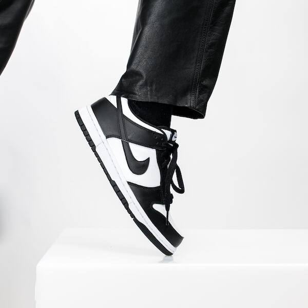 Nike Dunk Low Black White - DD1391-100