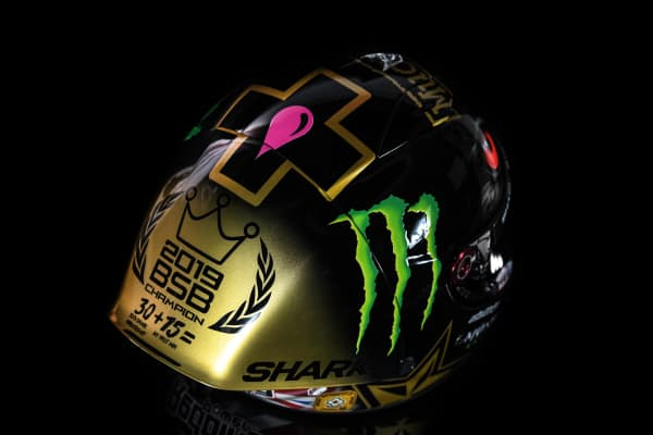 Scott Redding - Custom Helmet Image 1
