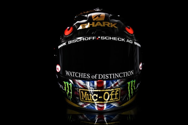 Scott Redding - Custom Helmet Image 4