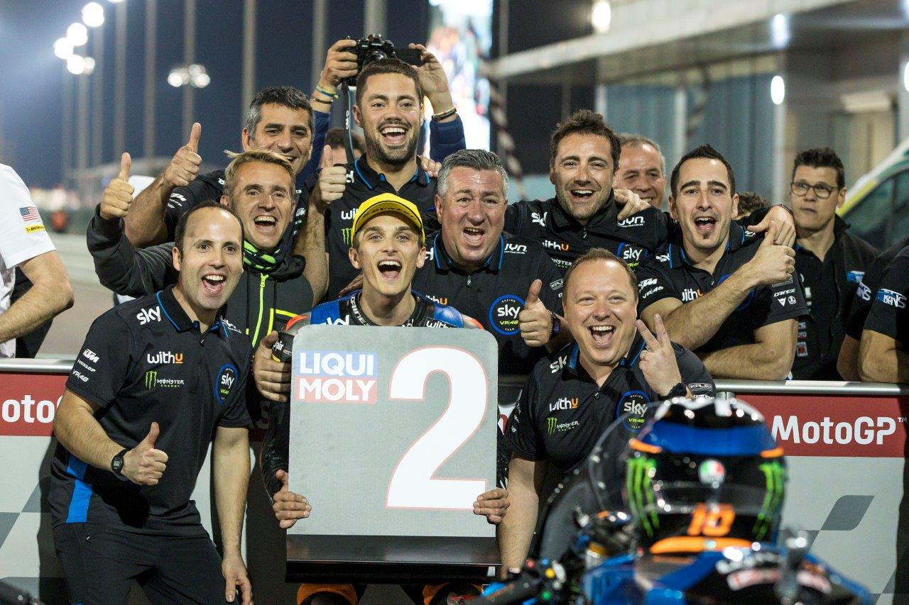 Sky Racing Team by VR46 - Lifestyle image 1
