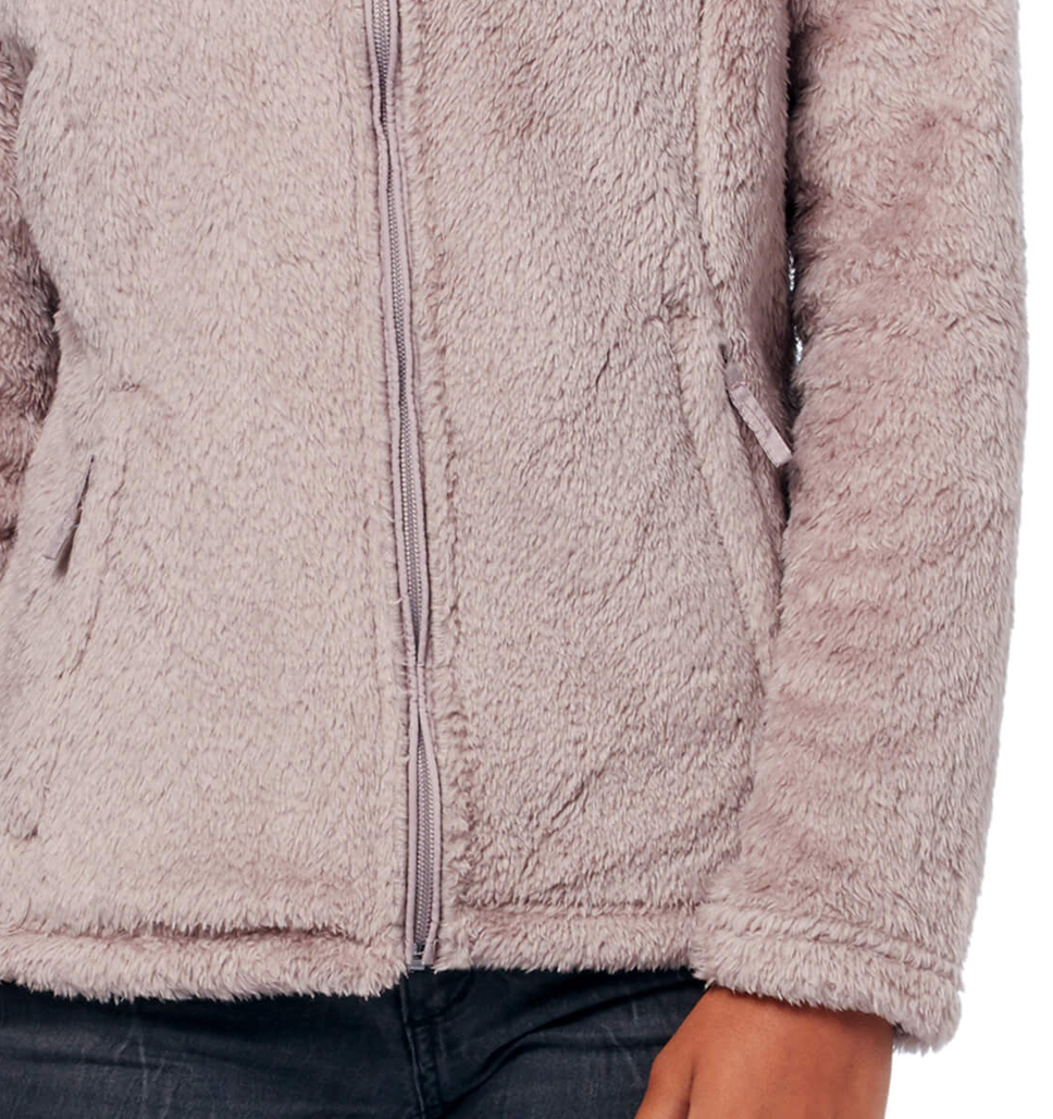 Women's Plush Fleece Jacket
