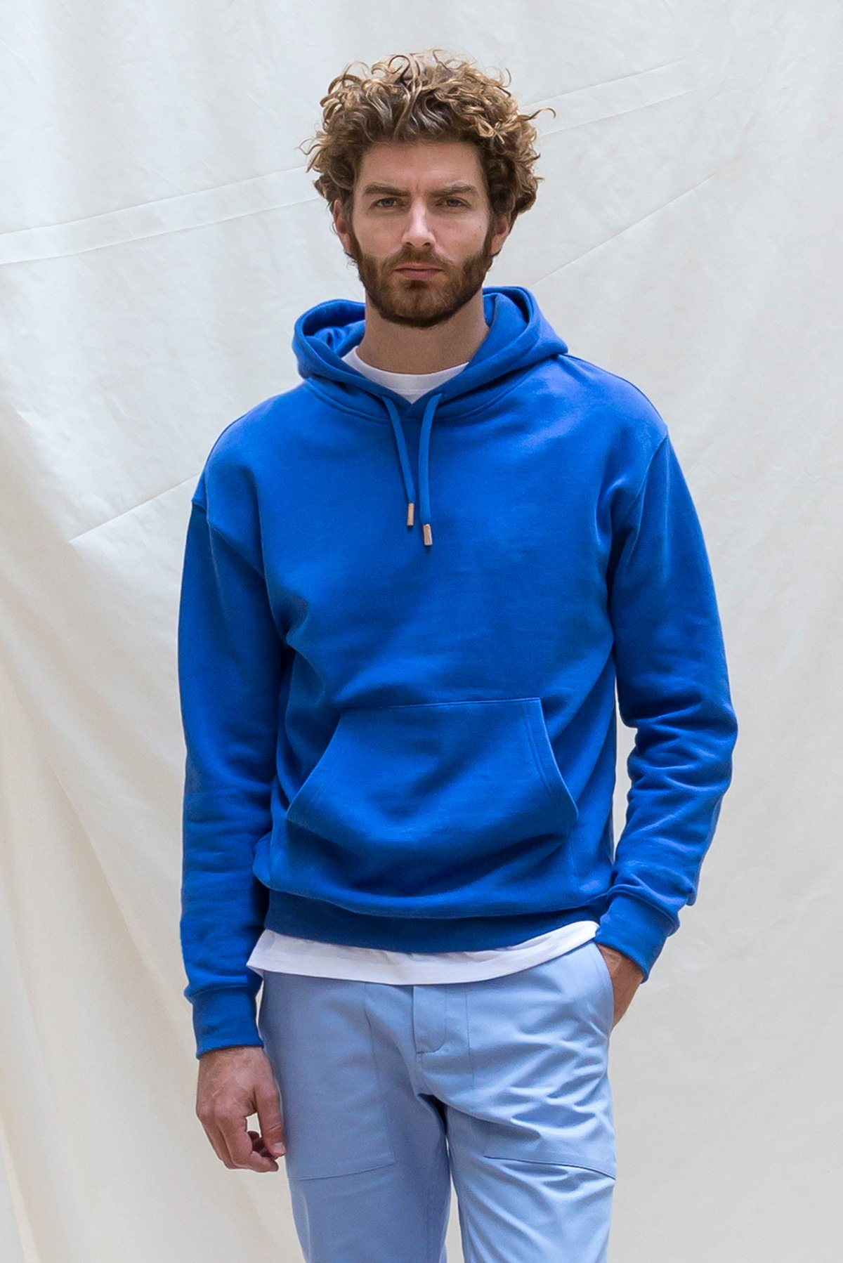 LE SWEAT BEST FRIEND - ROYAL