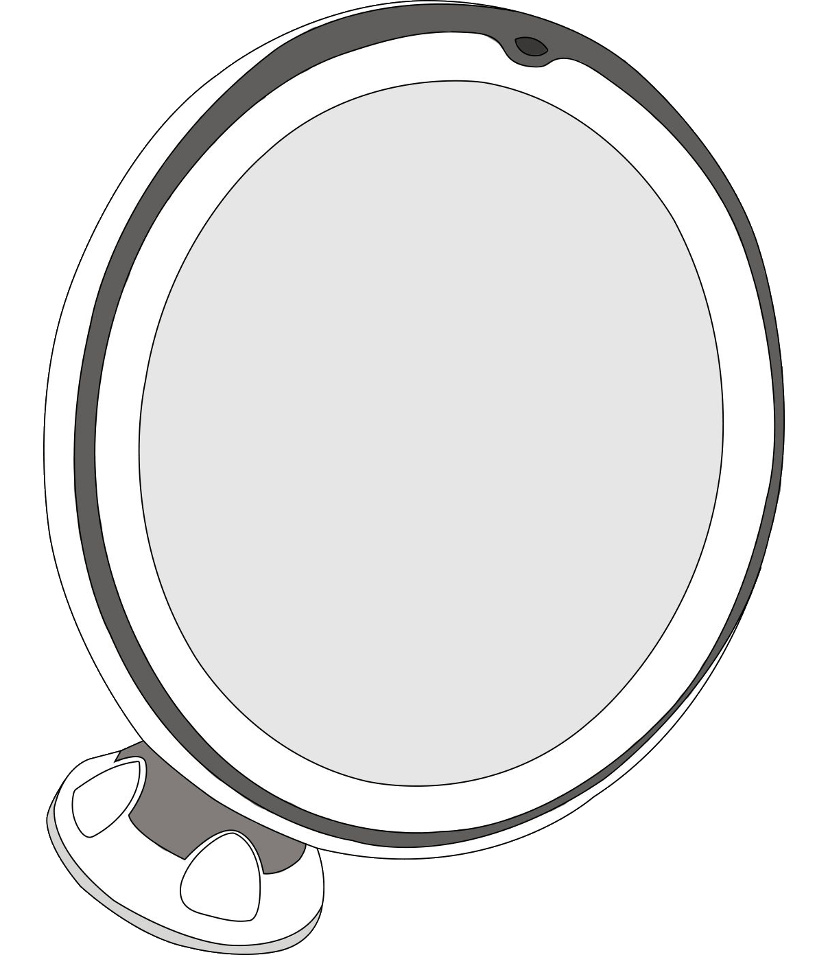 SUCTION MIRRORS