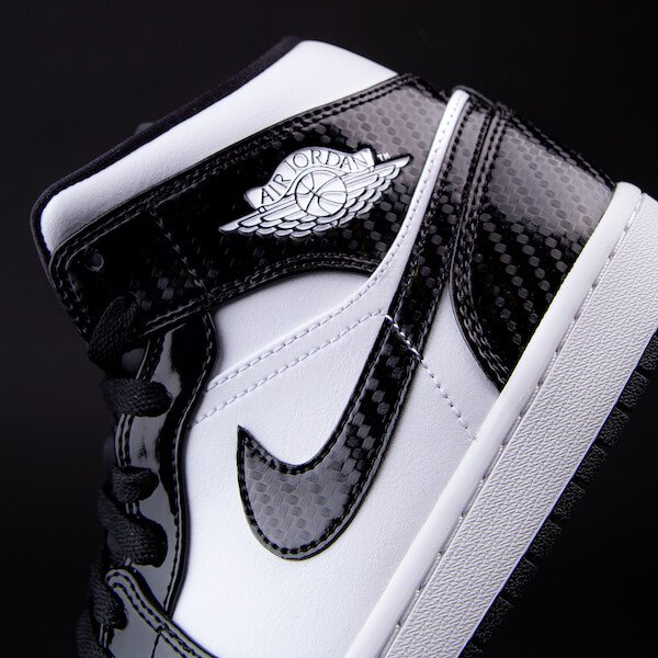 Air Jordan 1 Mid Carbon Fiber All-Star (2021) - DD1649-001