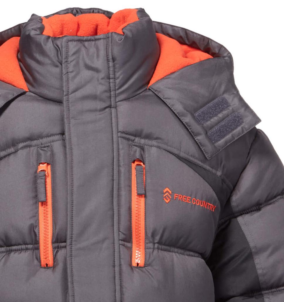 Little Boys' Summit Puffer Jacket