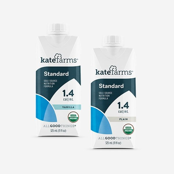 Kate Farms Standard 1 0 Vanilla Enteral Feeding Formula