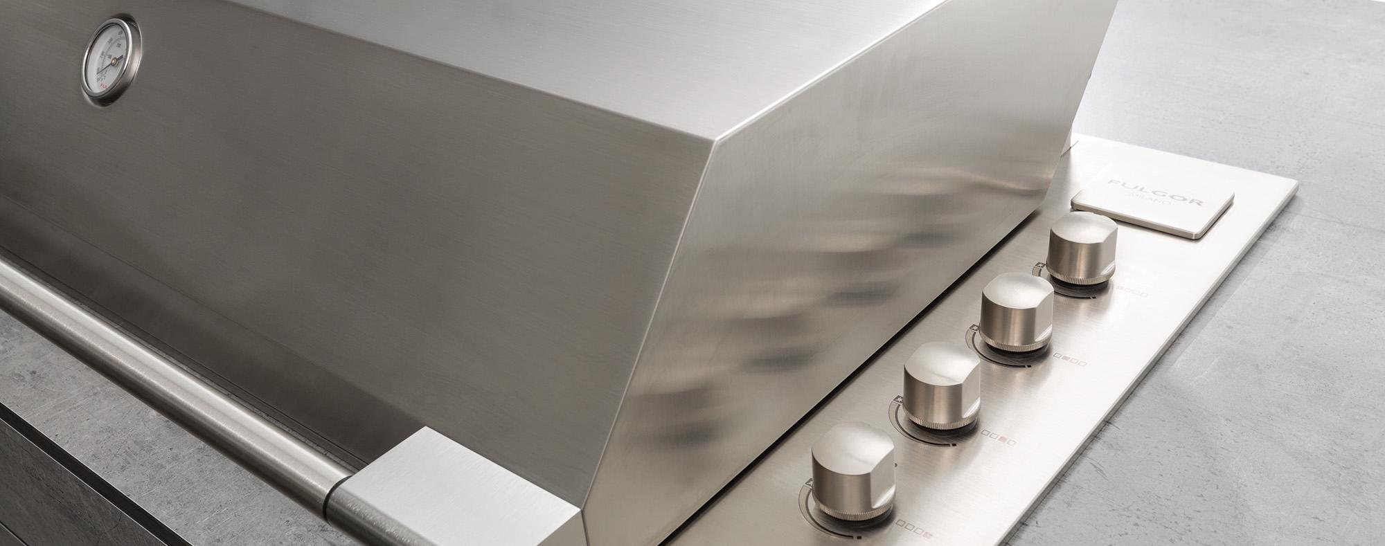Luxury Outdoor Kitchen Design Ideas