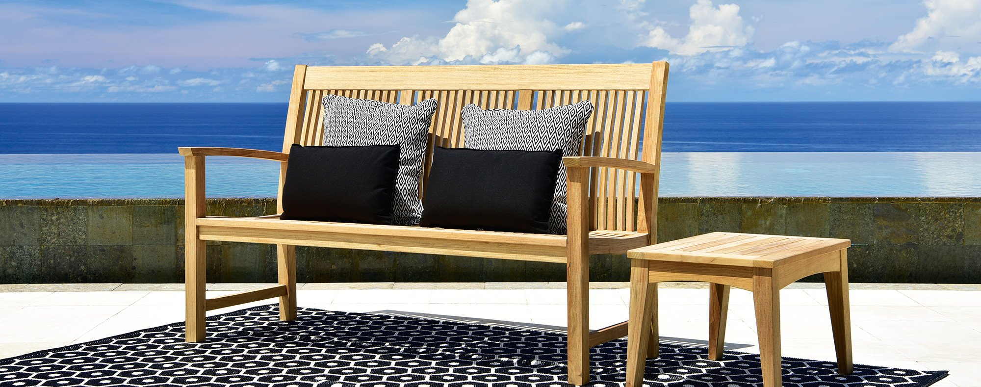 Luxury Outdoor Seating Ideas for the Contemporary Garden