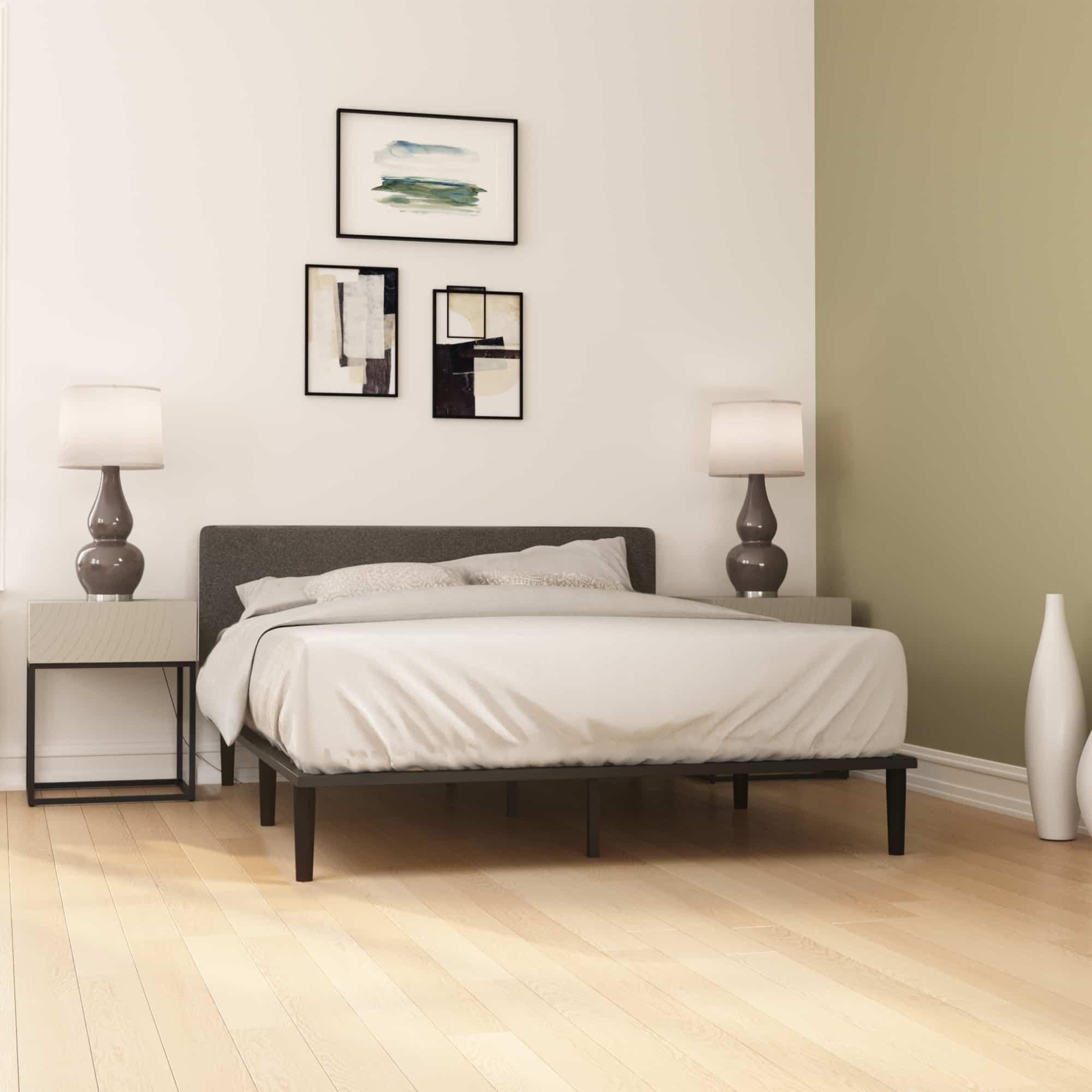 Parker Customizable Platform Bed Frame