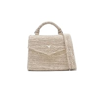 SAC XS JOÉ - TWEED NATUREL
