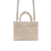 SAC MINI CHARLIE - TWEED NATUREL