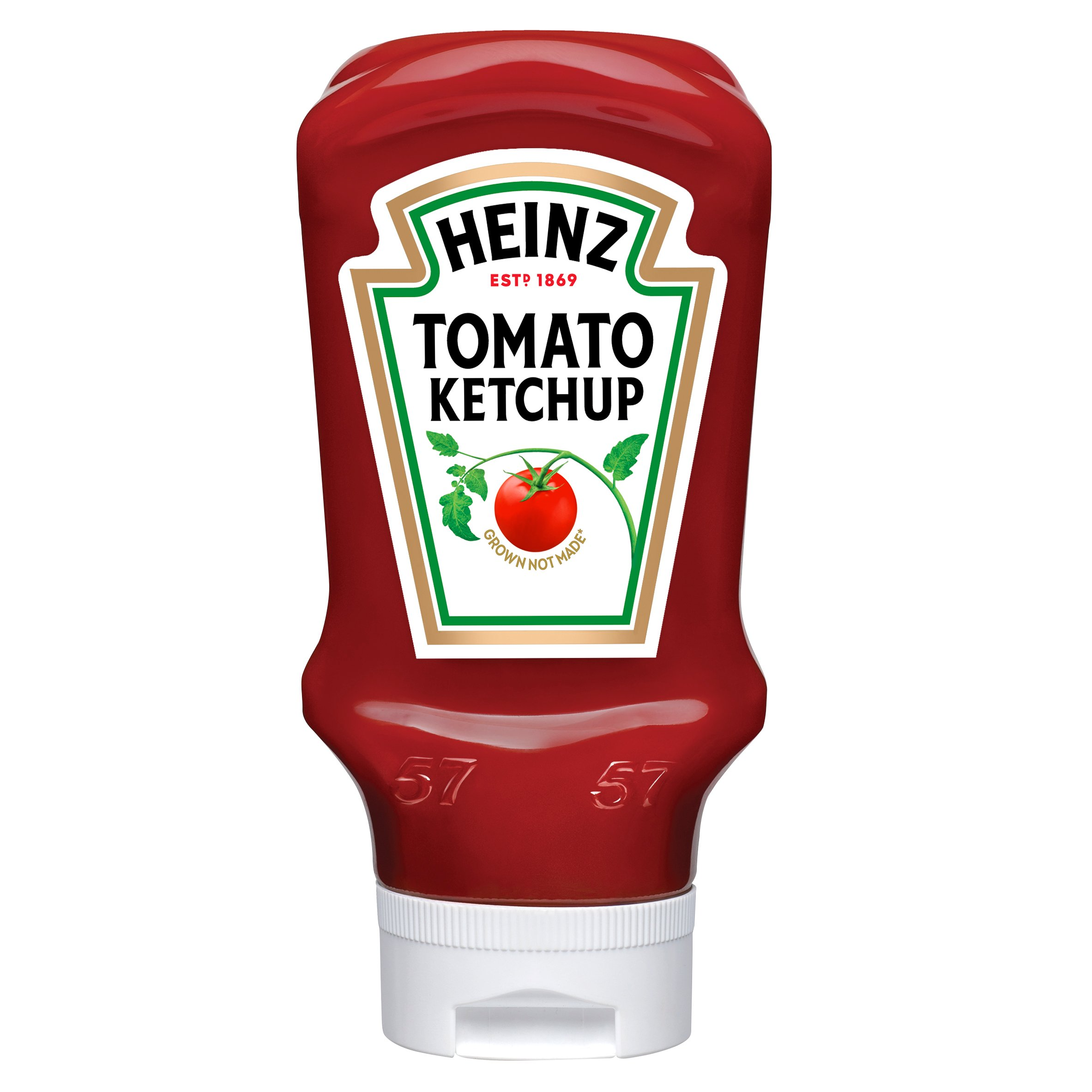 Photograph of 1 x 460g Heinz Tomato Ketchup product
