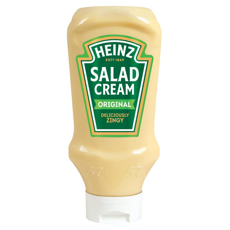 Photograph of 1 x 425g Heinz Salad Cream product