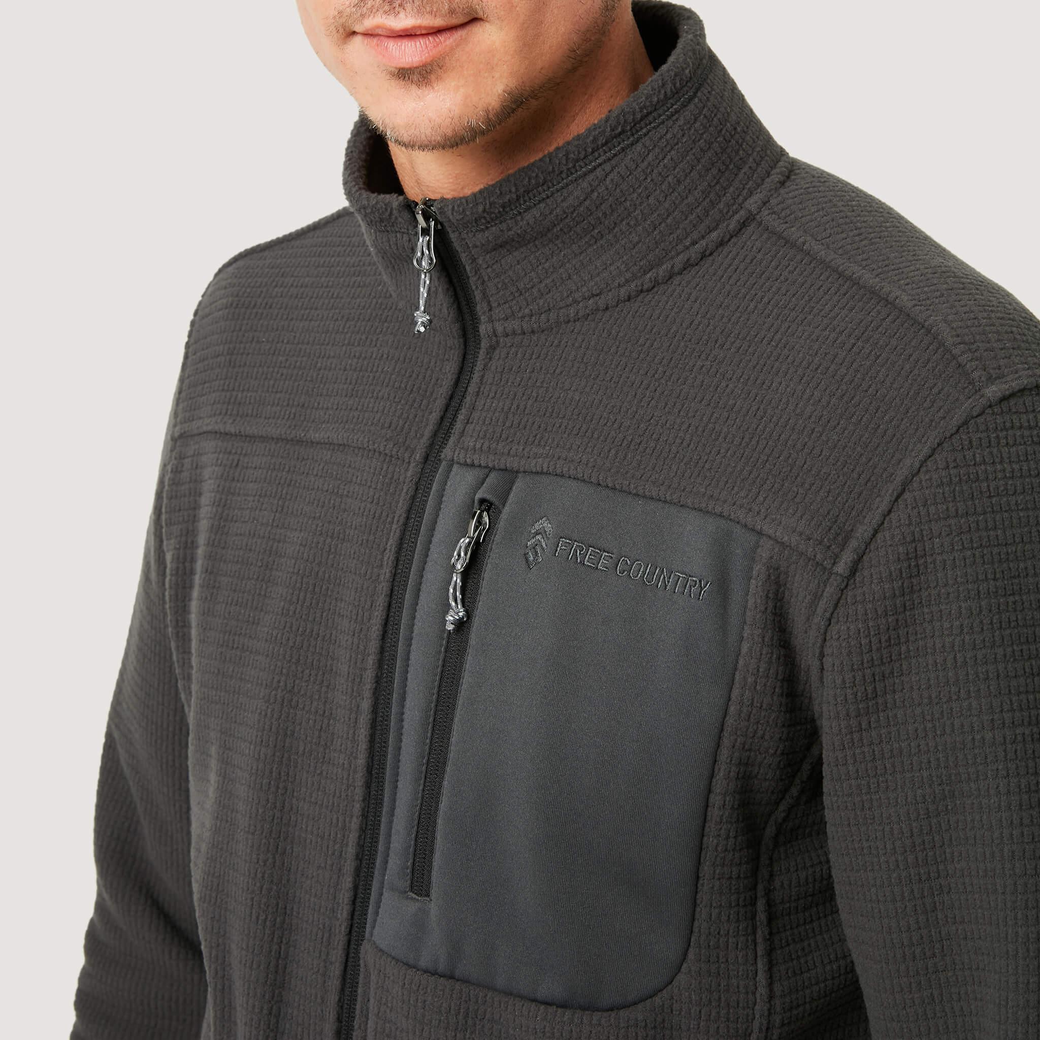 Men's Dire Wolf Fleece Jacket