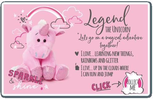 Legend The Unicorn