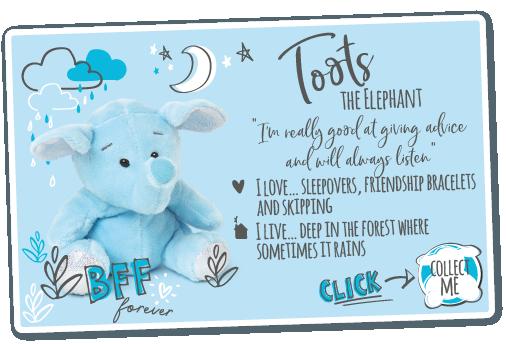 Toots The Elephant
