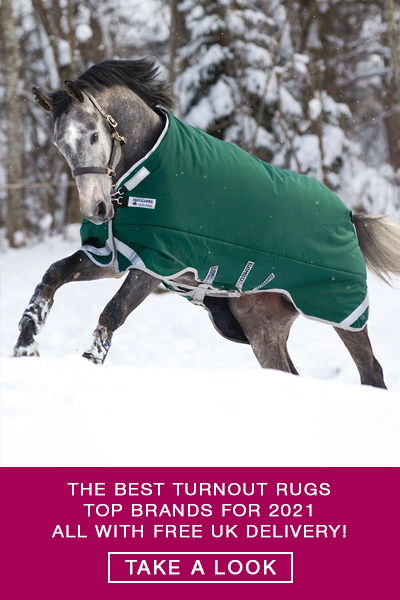 Heavyweight Turnout Rugs at EQUUS