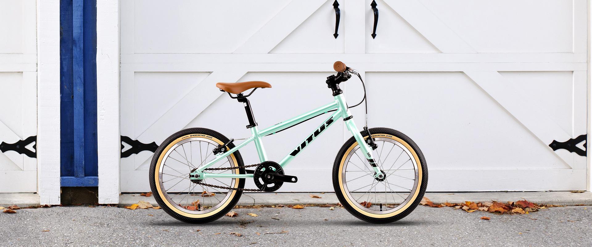 16 Kids Bike