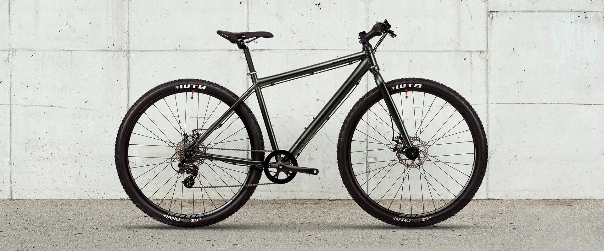 Dee 29 VR City Bike Nexus
