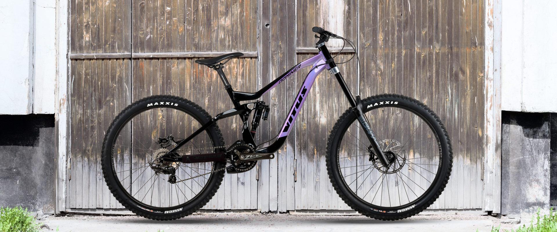 Dominer DH Bike Zee