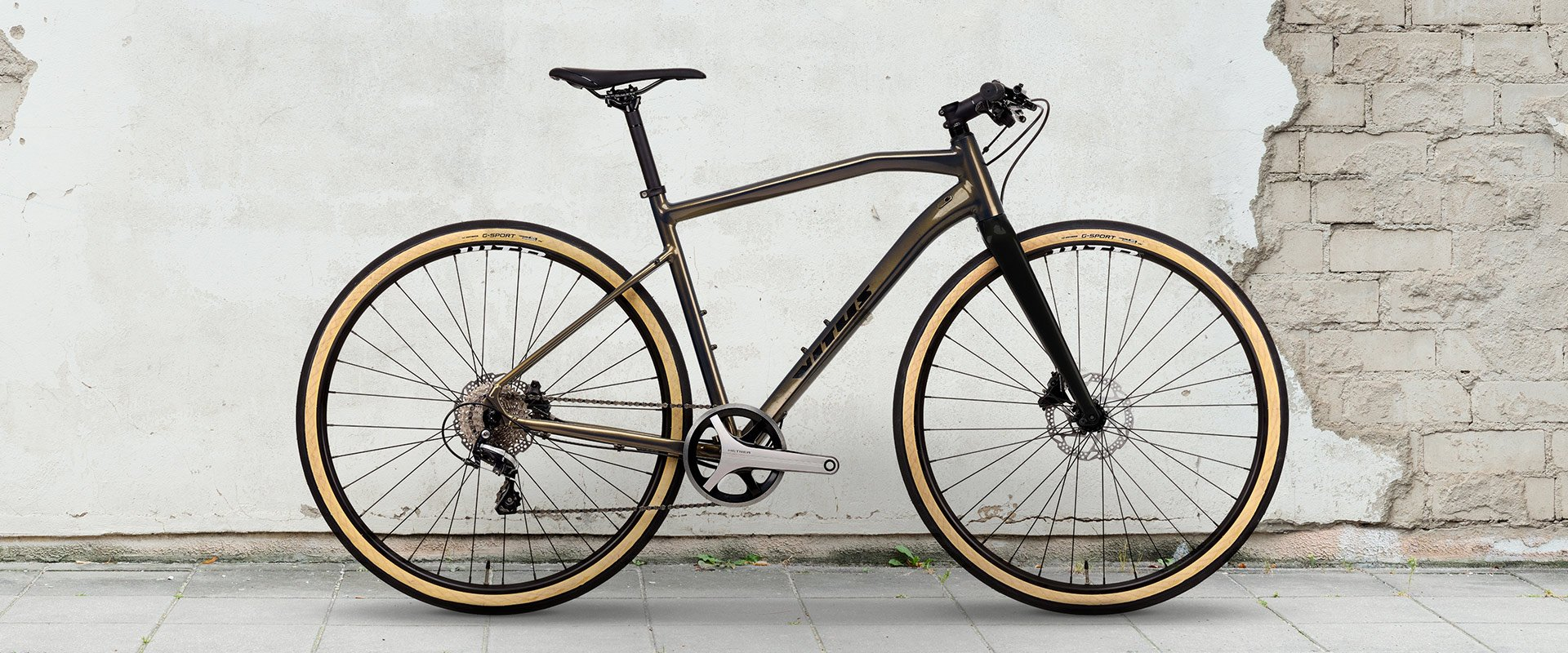 Mach 3 VRX Urban Bike Metrea