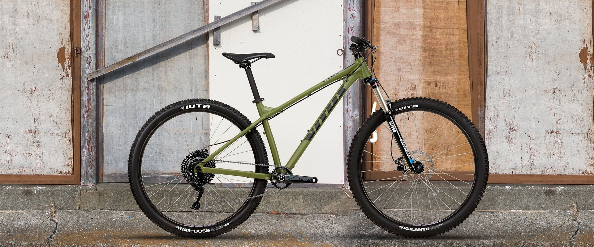 Nucleus 27 VRS Bike Deore 1x10