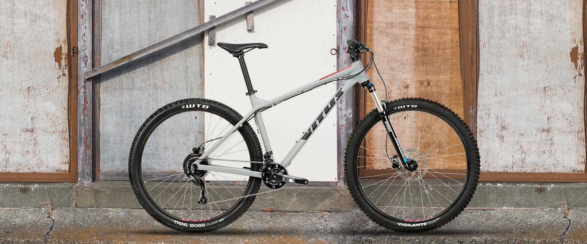 Nucleus 29 VR Bike Altus 2x9