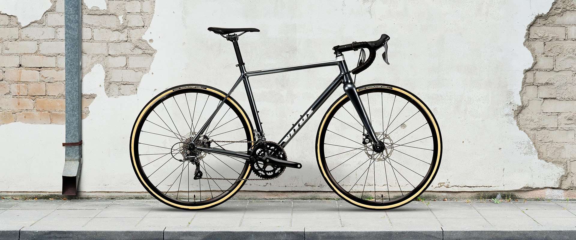 Razor Disc Road Bike Claris
