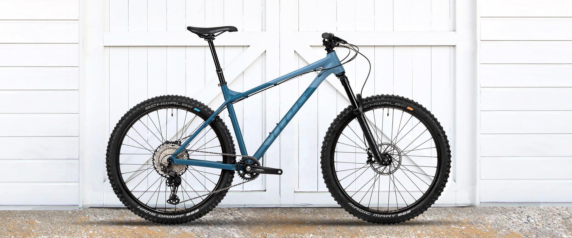 Sentier 27 VRS Bike XT SLX 1x12