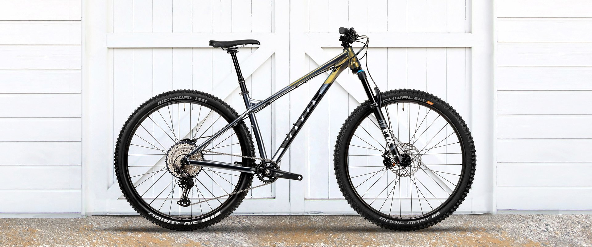 Sentier 29 VRX Bike XT SLX 1x12