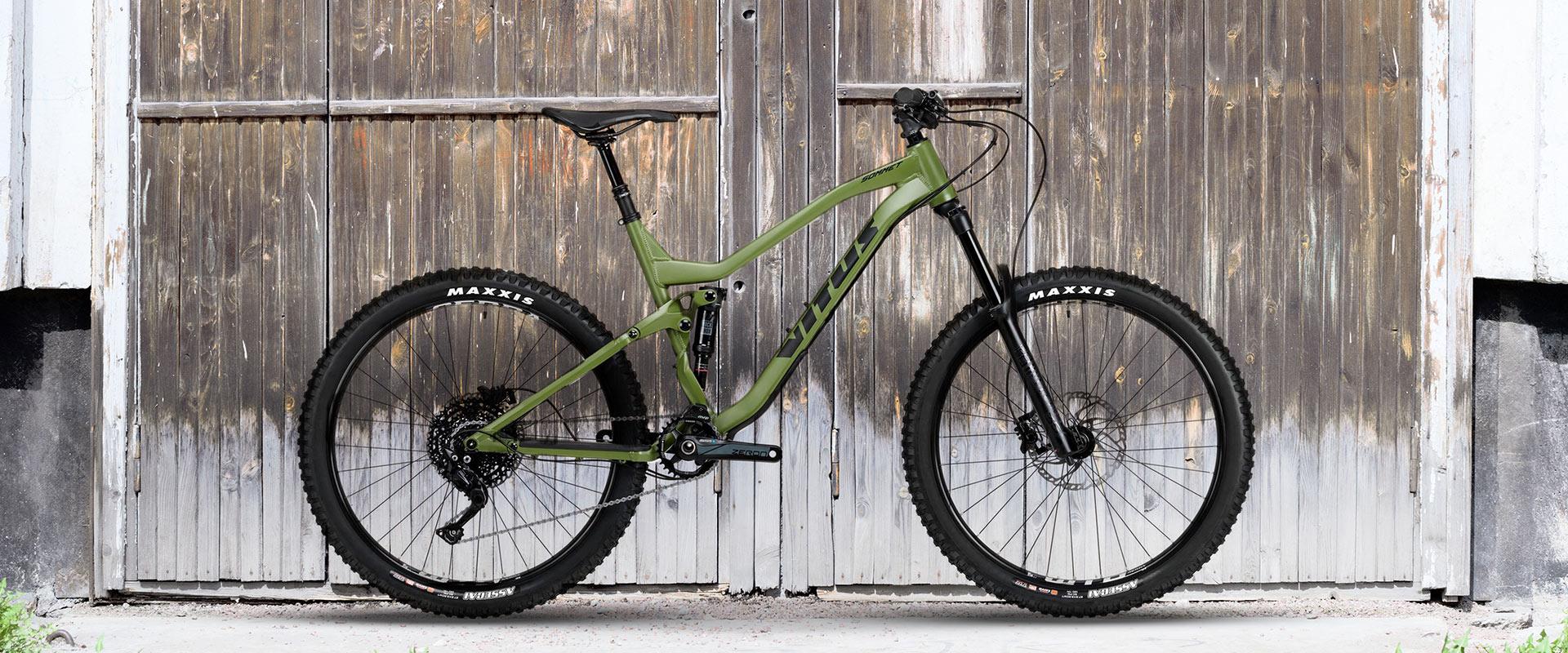 Vitus Sommet 27 Bike