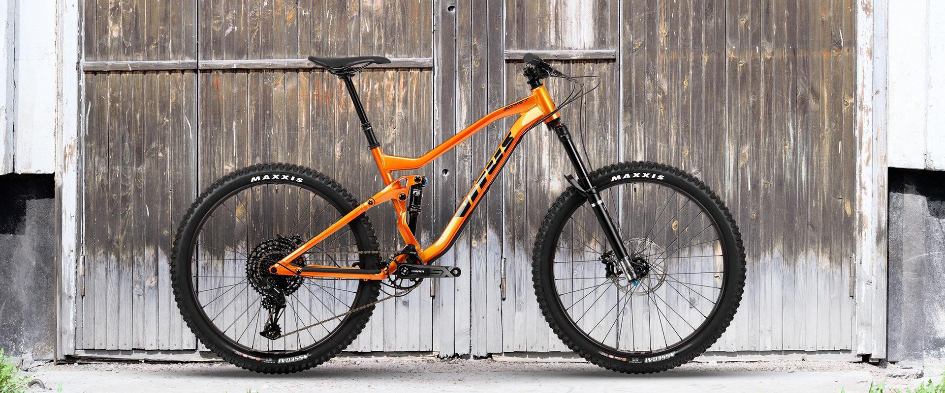 Sommet 27 VR Bike SX Eagle 1x12