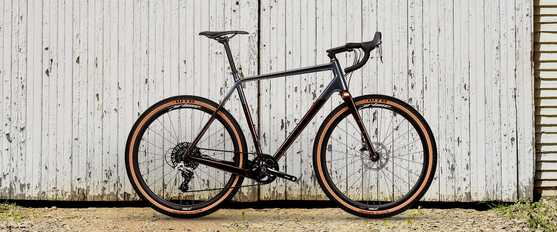 Substance CRX Adventure Road Bike