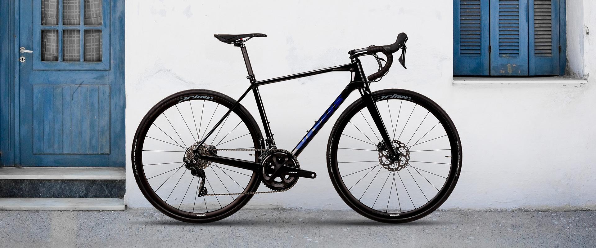 Vitesse Evo Cr Road Bike 105 Vitus Bikes