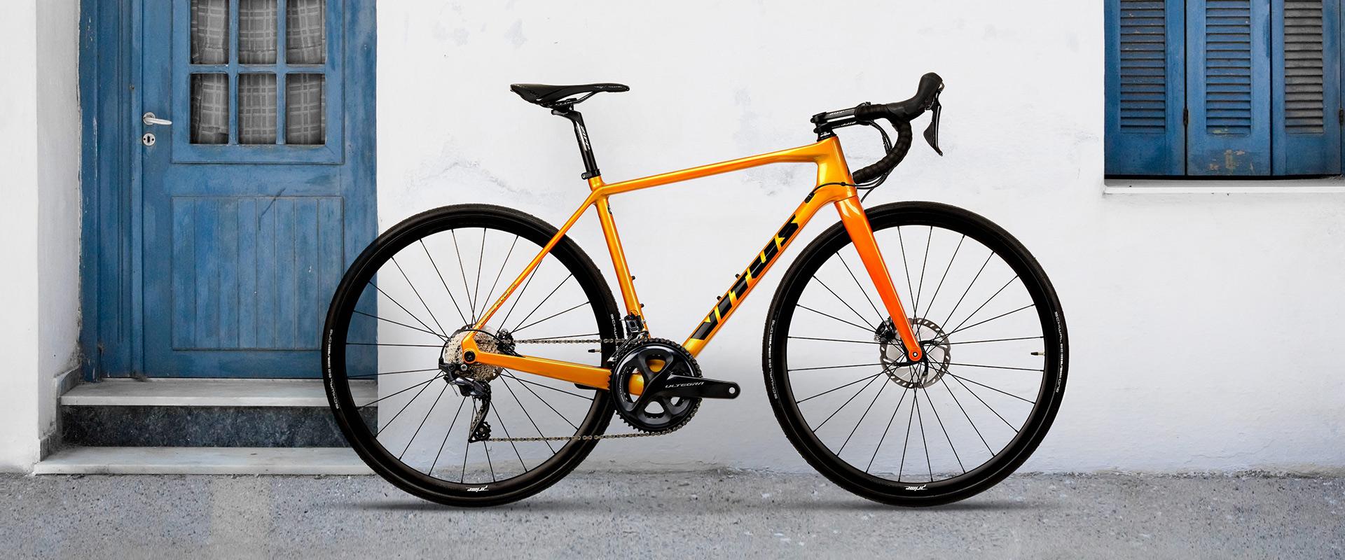 Vitesse EVO CRS Road Bike Ultegra