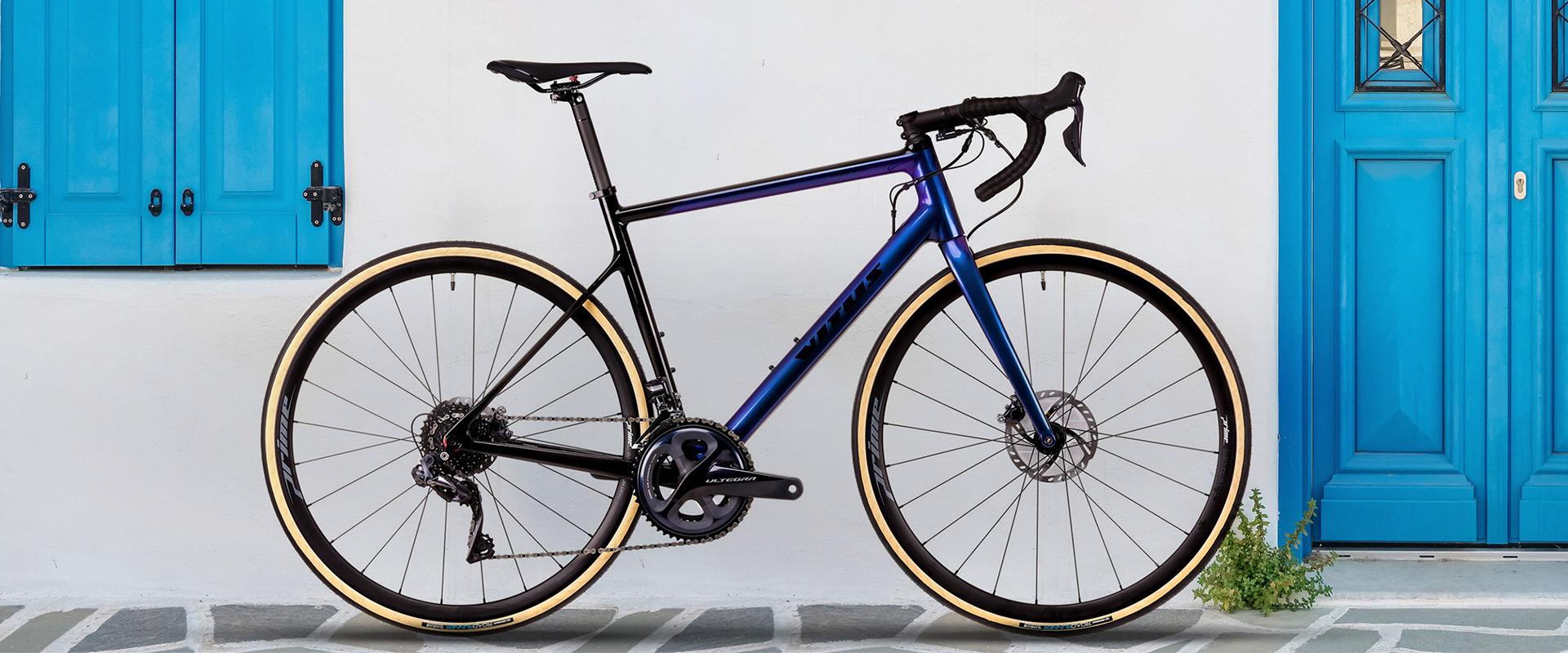 Zenium CRI Road Bike Ultegra Di2