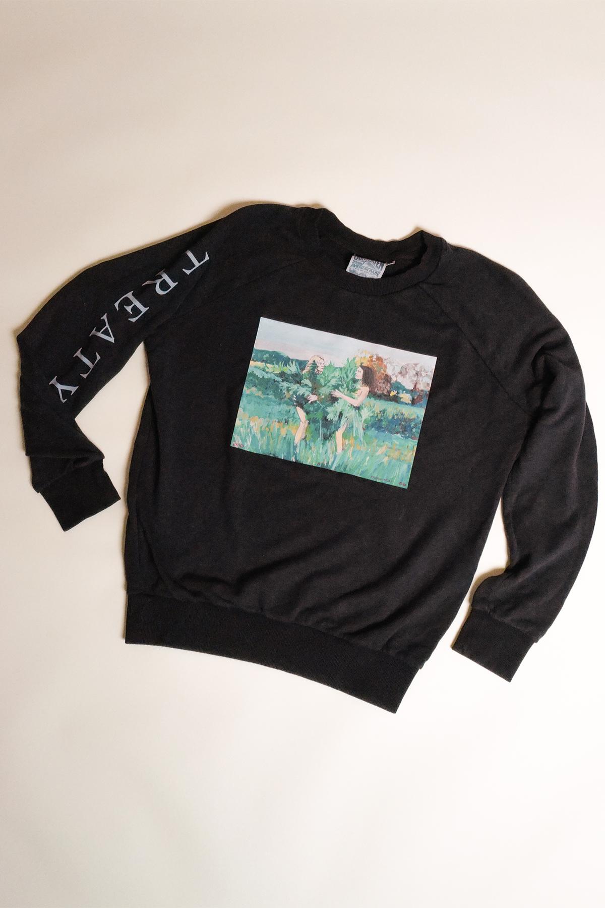 Allyship Sweatshirt grid image