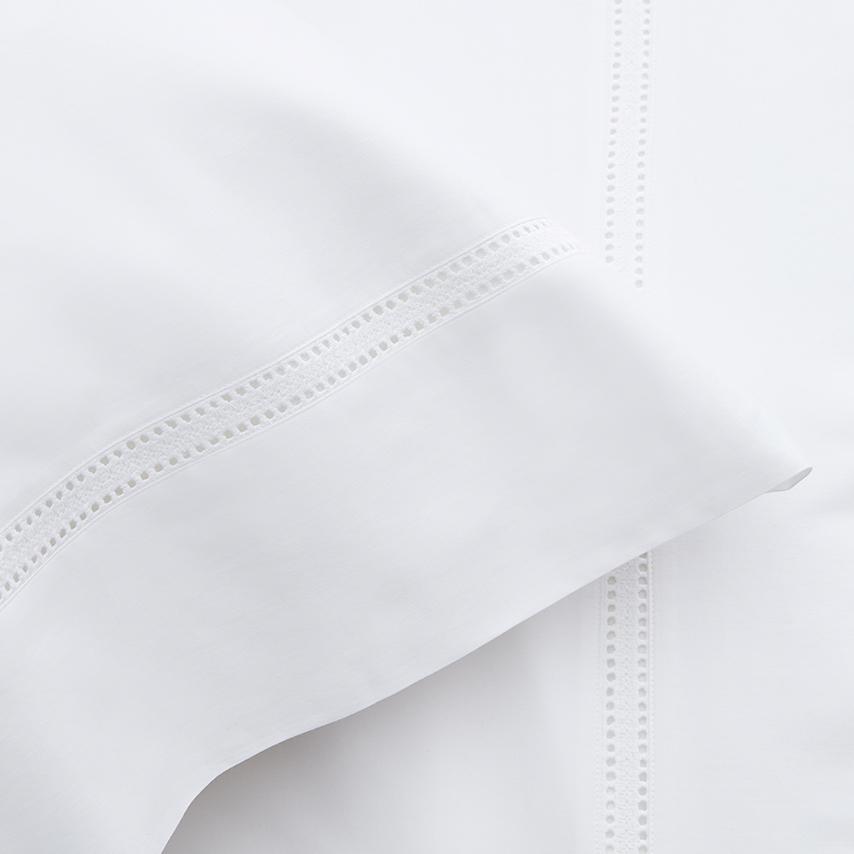 Signature Eyelet Pillowcase Set - Sale