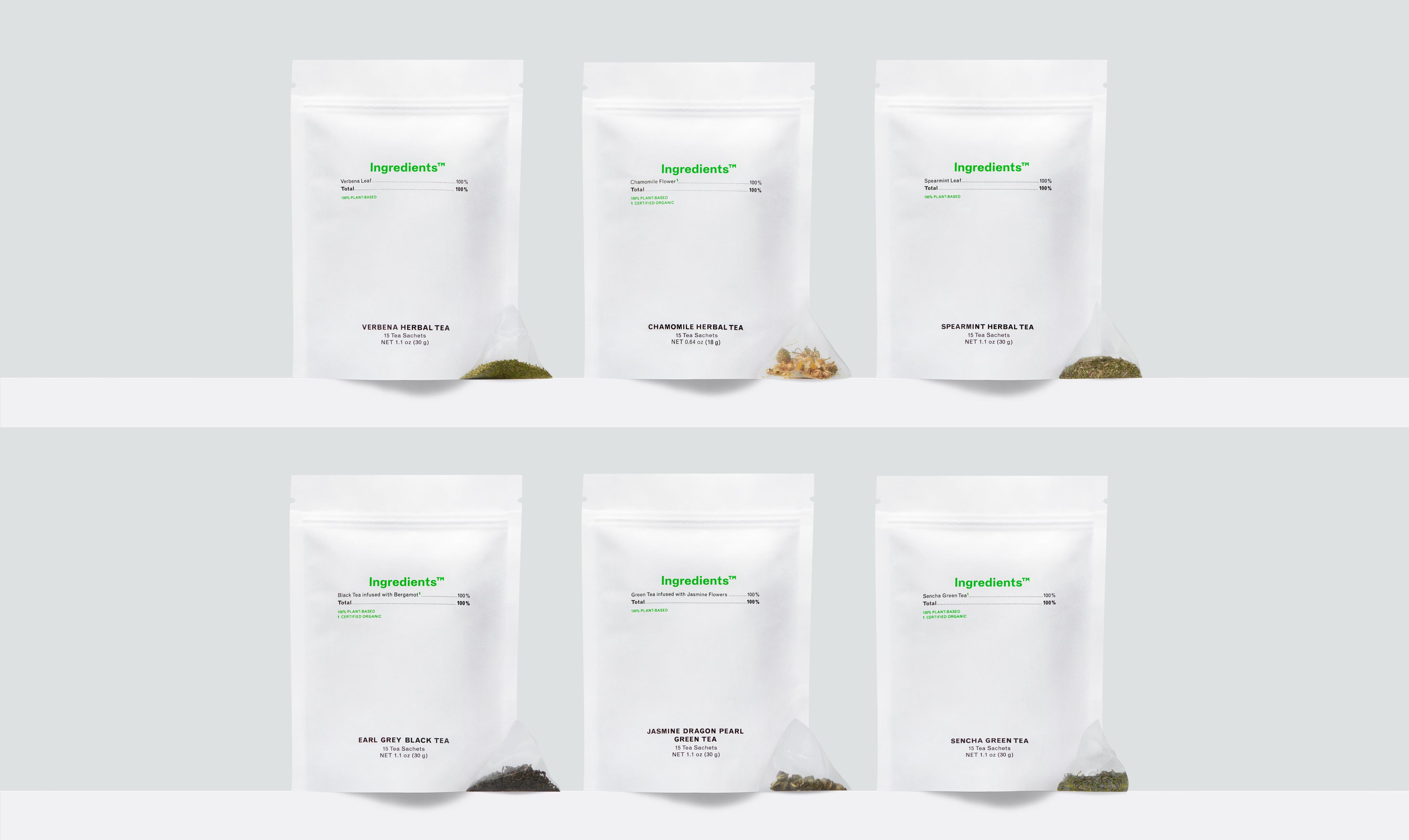 Tea Wellness Kit