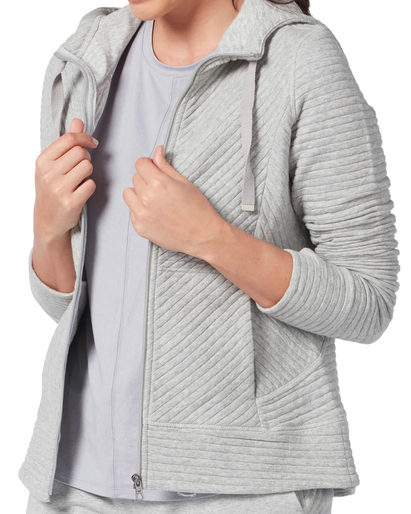 Women's Free2B Micro Puff Rib Jacket
