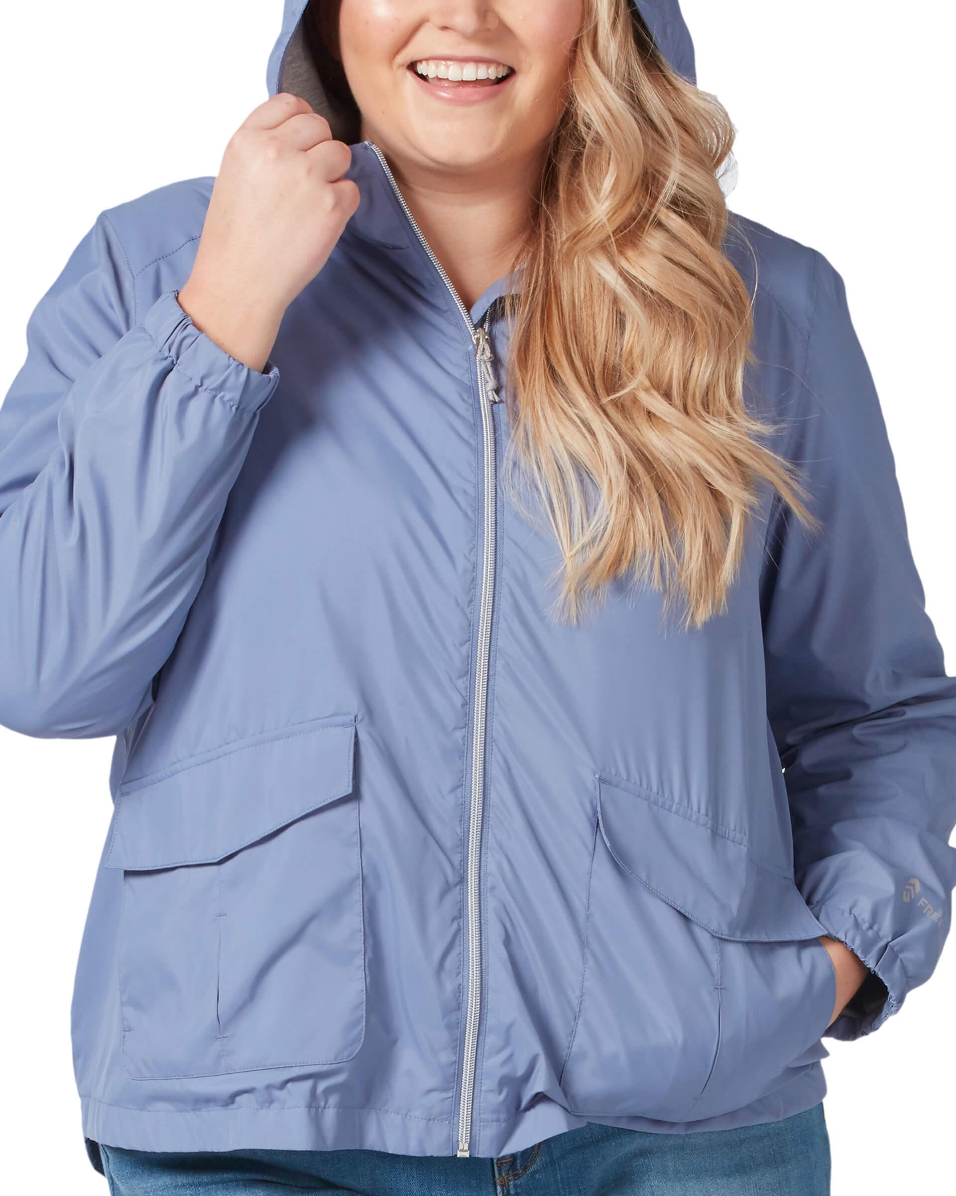 Women's Plus Size Buran Windshear Jacket