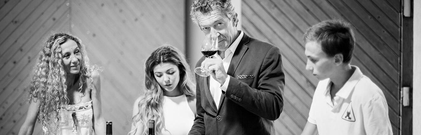 Histoire d'une passion familiale pour la vigne