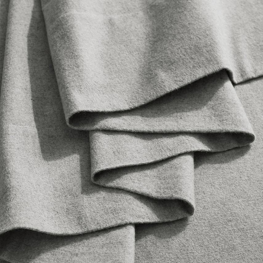 Flannel Heathered Sheet Set