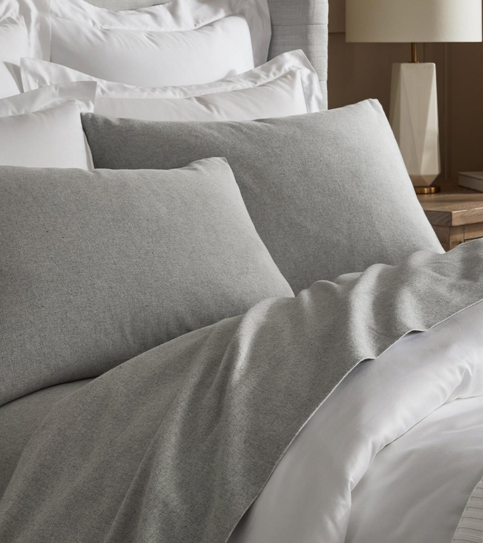 Heathered Grey Bed
