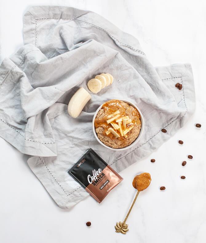 RECIPE - COFFEE MUG CAKE