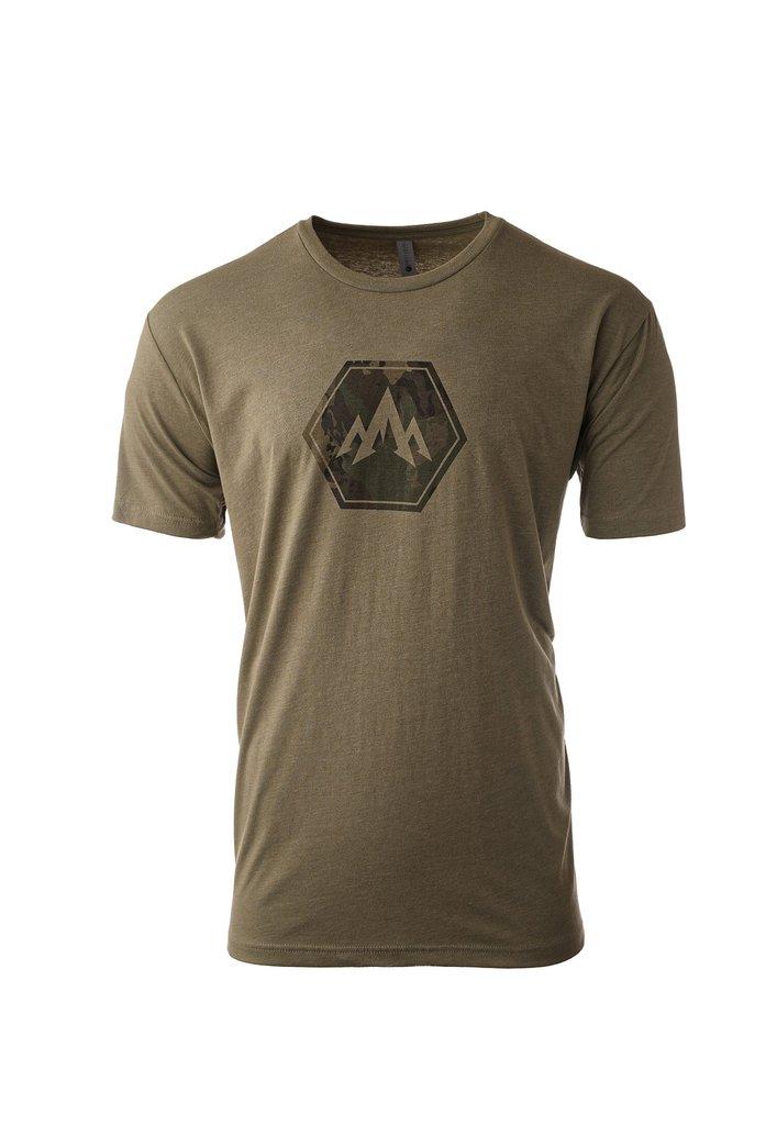 Pnuma Camo Hex T-shirt