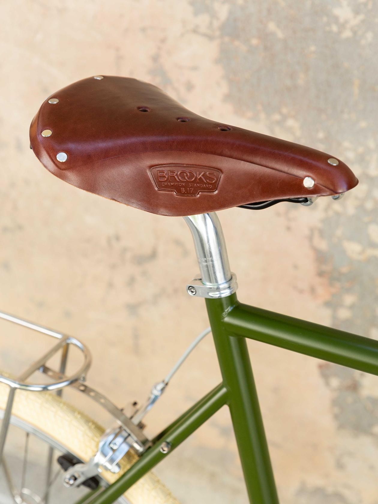 B17 Standard Saddle, Antique Brown