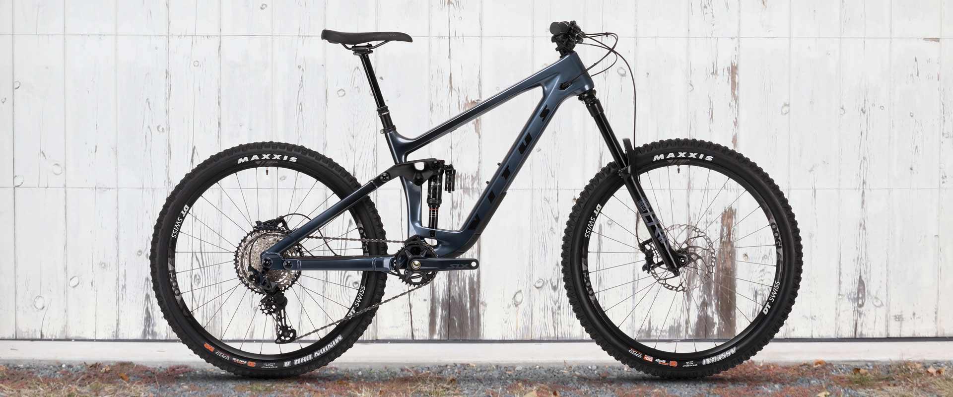Vitus Sommet 27 CRS Mountain Bike