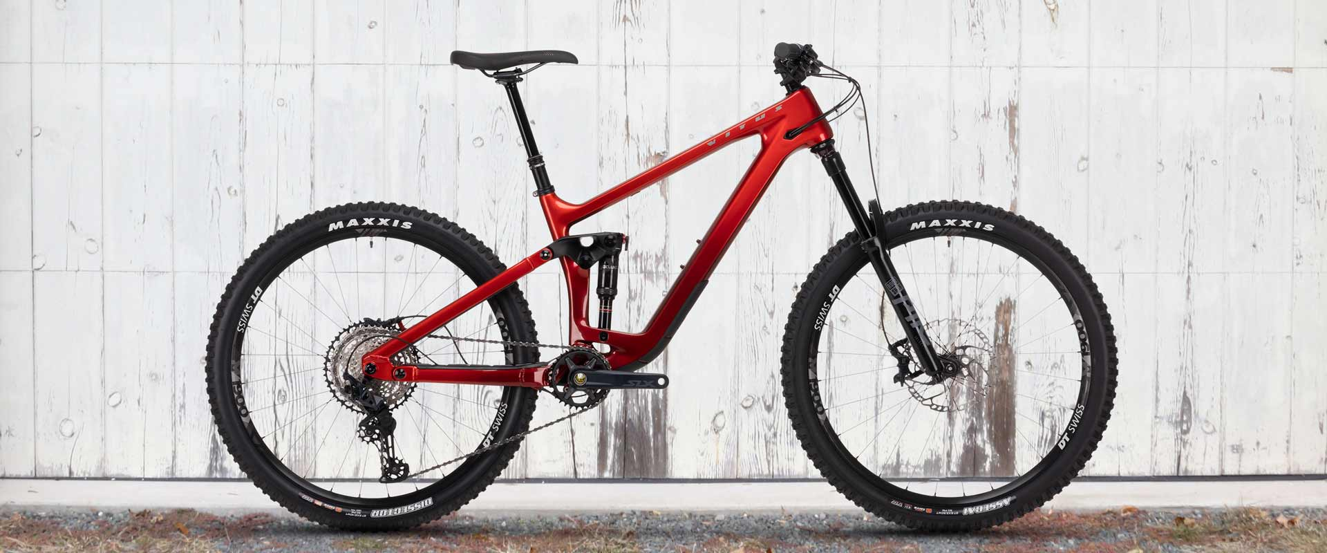Vitus Escarpe 27 CRS Mountain Bike